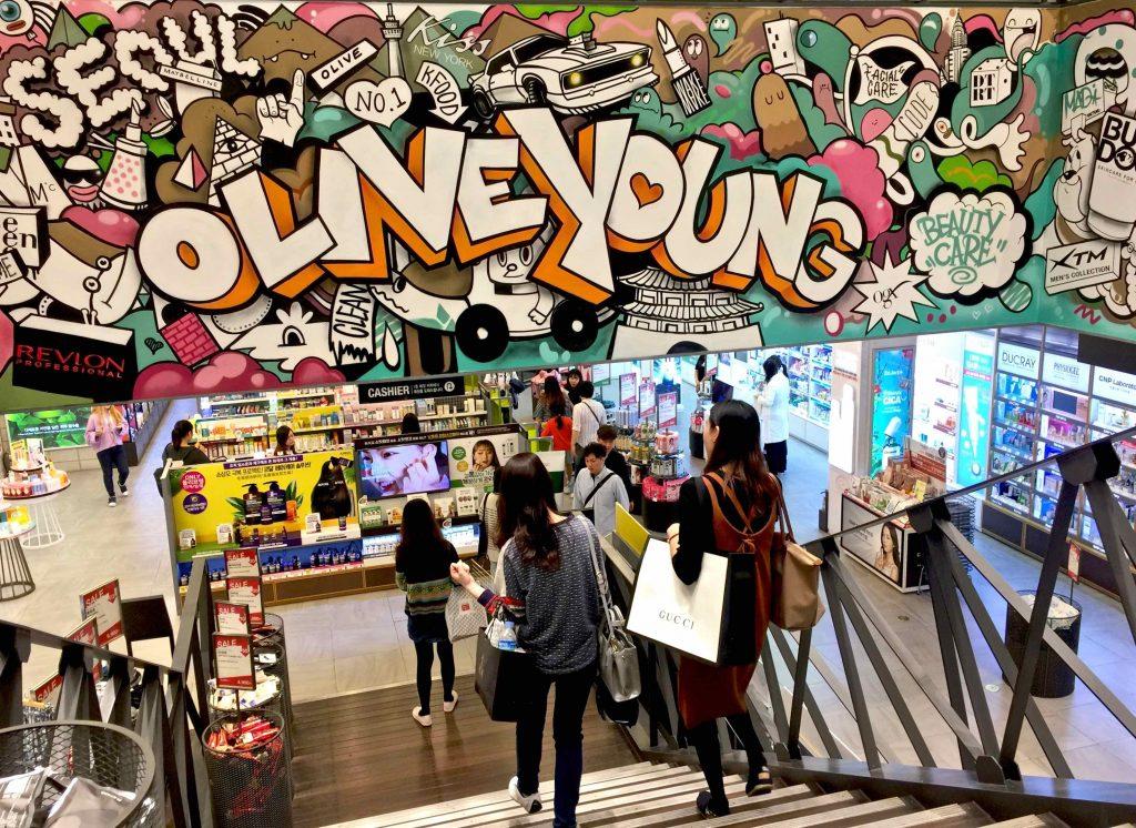 Ostolakossa Seoul Olive Young - 1