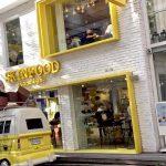 Kahvia ja kosmetiikkaa Soulissa - Skinfood Café