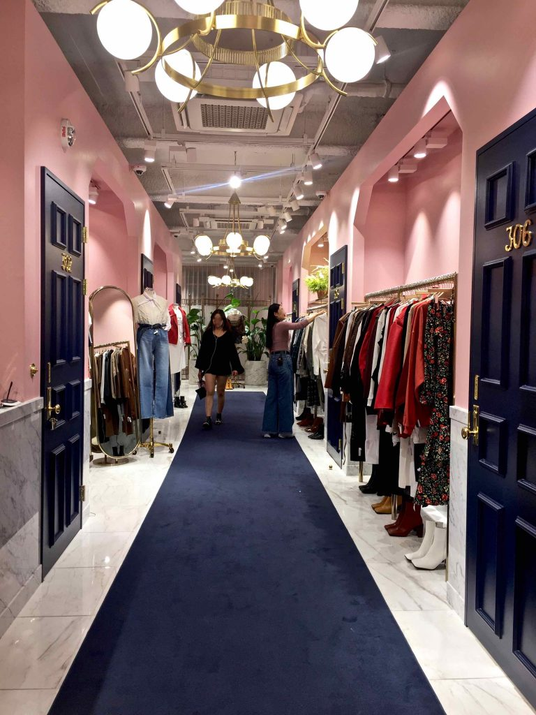 Stylenanda Pink Hotel Myeong-dong - 1 (14)