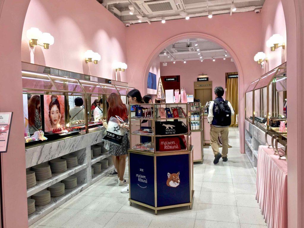 Stylenanda Pink Hotel Myeong-dong - 1 (23)