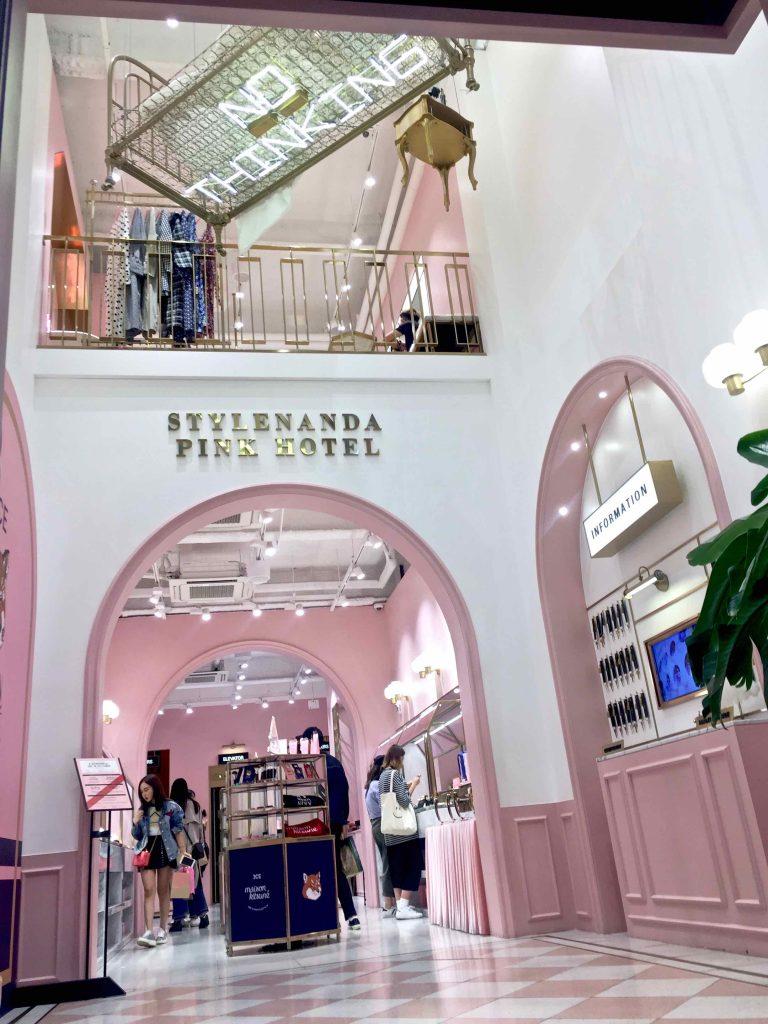 Stylenanda Pink Hotel Myeong-dong - 1
