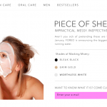 Goodbye sheet masks? Nyt tulee jotain ihan uutta!