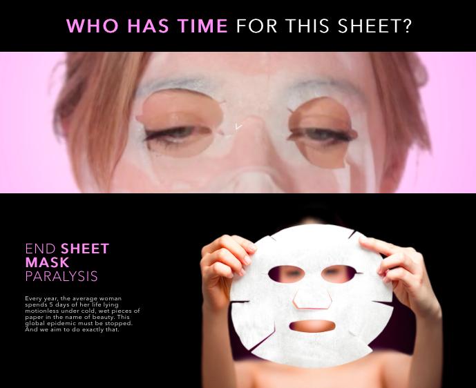 FOREO Sheet Mask