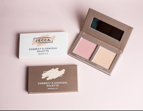 Jecca Makeup palette