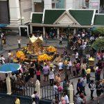 Ensimmäisiä Bangkok-kuulumisia