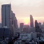 Bangkok tuntuu jo kodilta