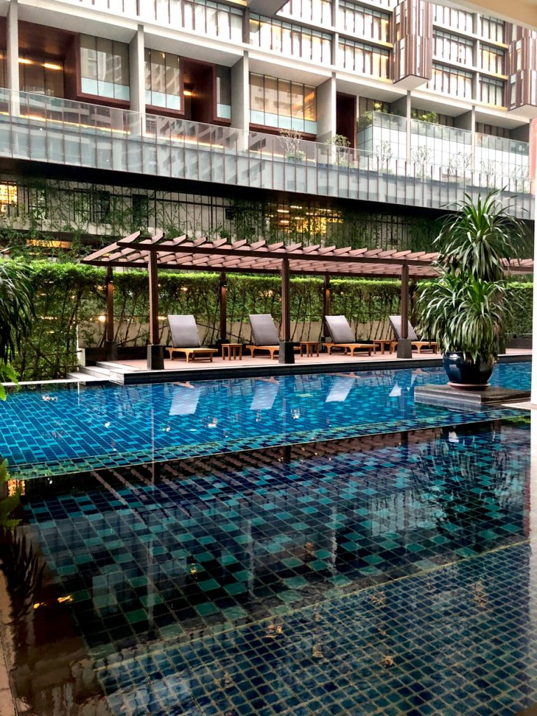 Ostolakossa Virve Vee Bangkok asunto - 1 (14)