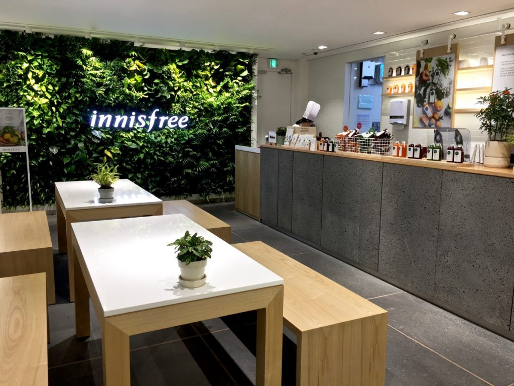Innisfree Cafe Seoul Ostolakossa Virve Vee - 1 (24)