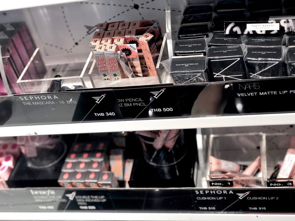 Sephora minikoot ostolakossa virve vee - 1 (3)
