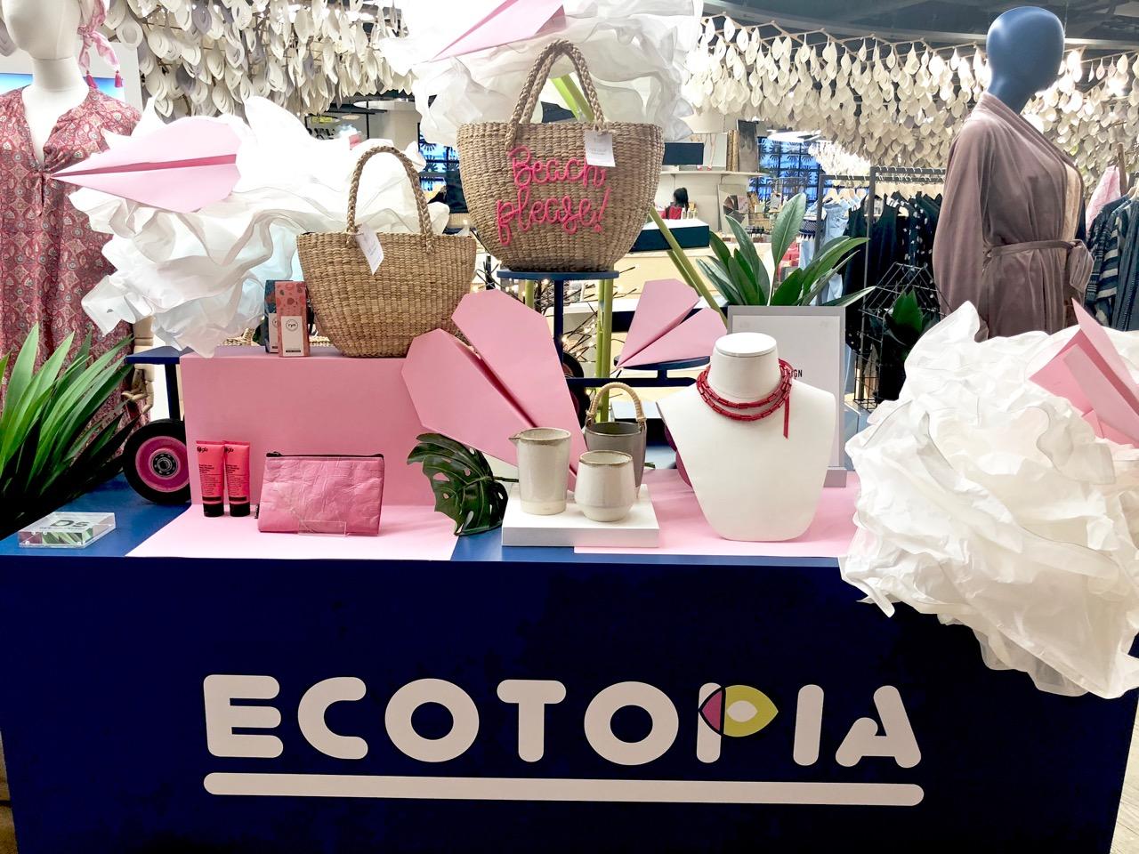 Bangkok luonnonkosmetiikka Ecotopia