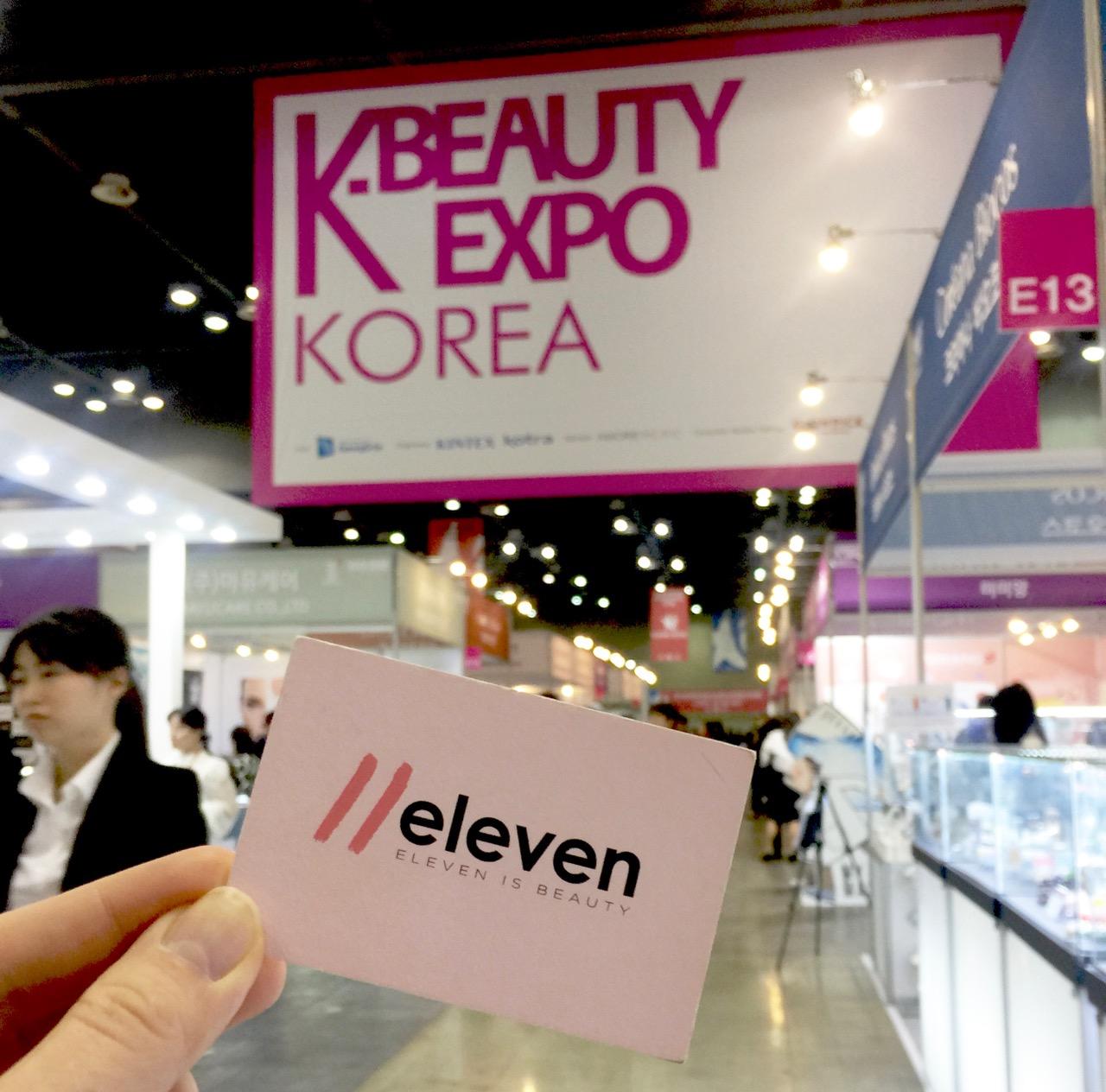 K-Beauty expo eleven korea - 1
