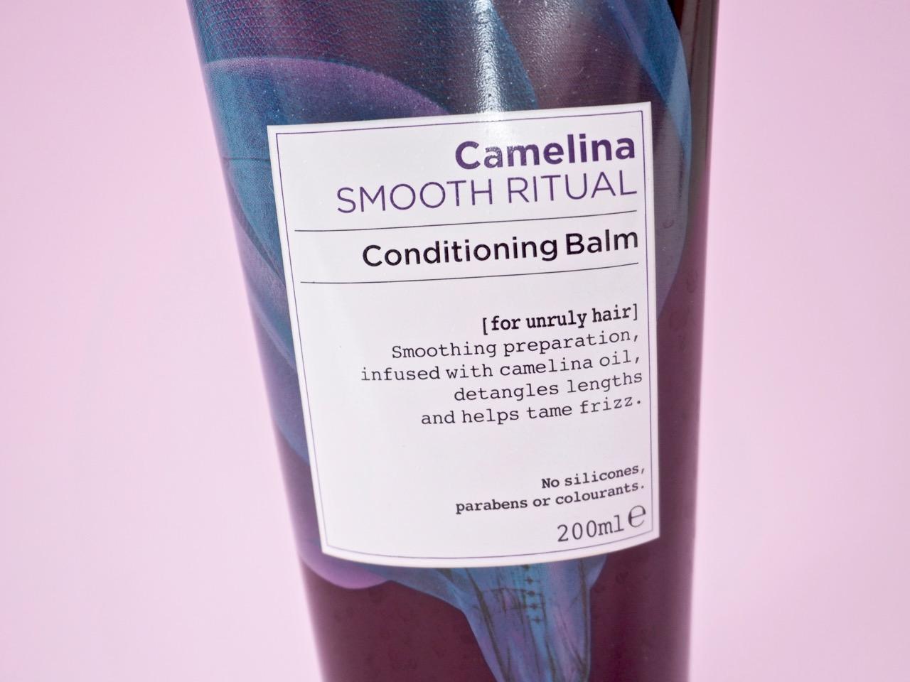 L'Oréal Botanicals Fresh Care Camelia Smooth Ritual Conditioning Balm hoitoaine Ostolakossa kokemuksia