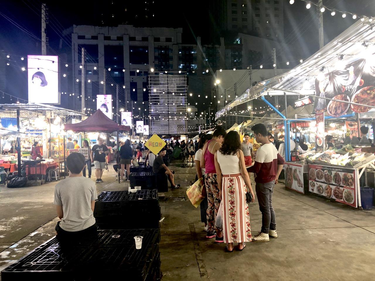 Ostolakossa bangkok kokemuksia
