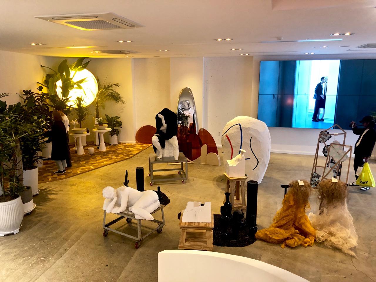 Ostolakossa Soul Etelä Korea kosmetiikka kaupat