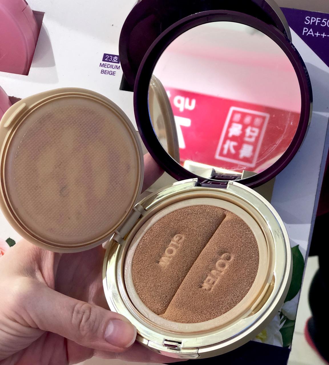 Tällaiset kosmetiikkatuotteet ovat nyt trendikkäitä Koreassa Ostolakossa Virve Vee