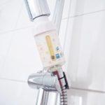 Testissä ihana C-vitamiinifiltteri suihkuun