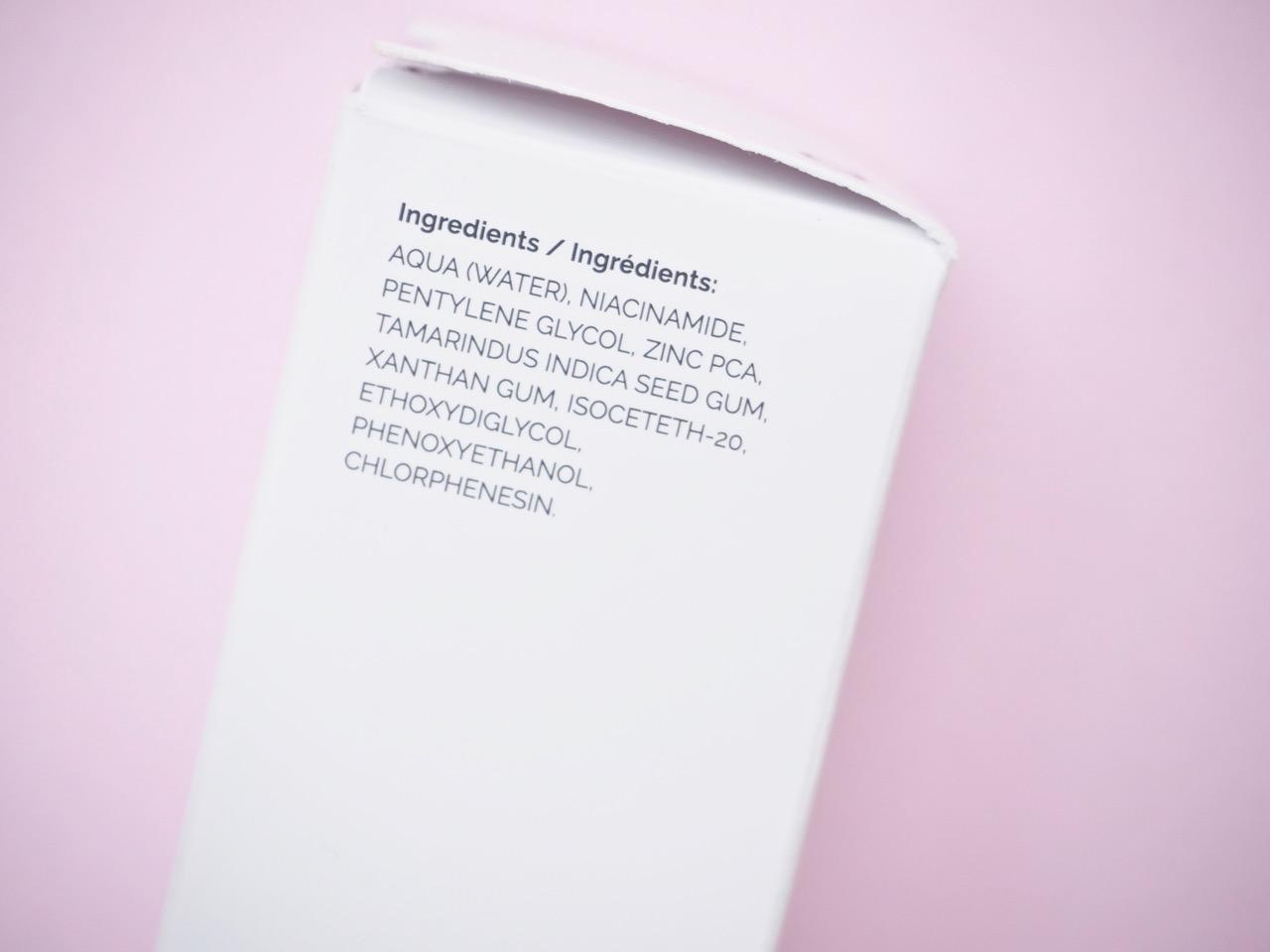 The Ordinary Niacinamide 10% + Zinc 1% kokemuksia Ostolakossa Virve Vee