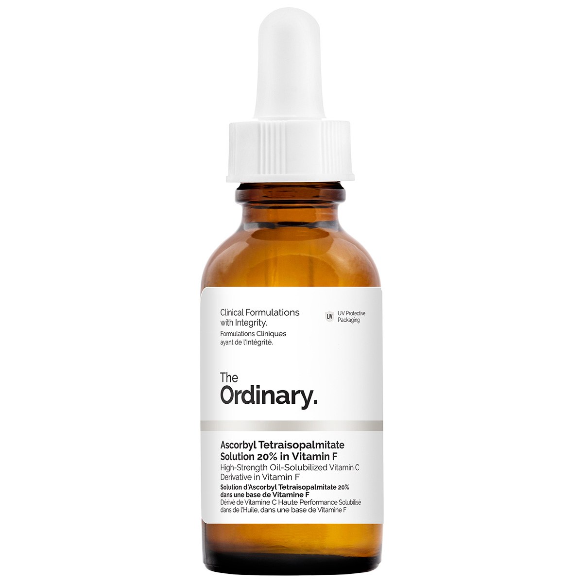 The Ordinary Ascorbyl Tetraisopalmitate Solution 20% in Vitamin F