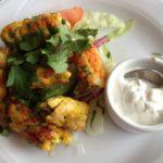 Intialaisessa ravintolassa