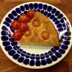 Tomaatti-rosmariinifocaccia
