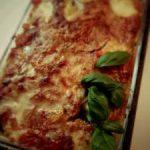 Melanzane alla parmigiana – parmesaani-munakoisovuoka