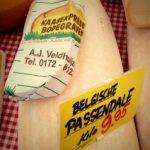 Belgialaisia juustoja