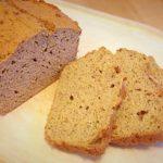 Mausteinen kurpitsaleipä (pumpkin bread)