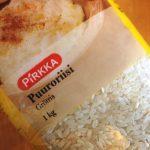 Riisi takaisin ruokavalioon?