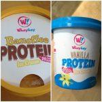 Wheyhey-proteiinijäätelöt