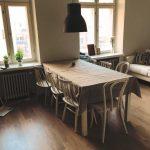 Kurkkaus kotiin - yksiö 20-luvun kerrostalossa