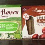 Le Pain des fleurs - gluteenittomat luomunäkkärit lähikaupasta