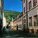 Viehättävä Heidelberg ja konferenssifiiliksiä