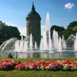 Mannheim, eväillä elämistä ja lähes täydellinen hotelli