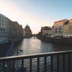 Berliinin reissu ja päivä Potsdamissa
