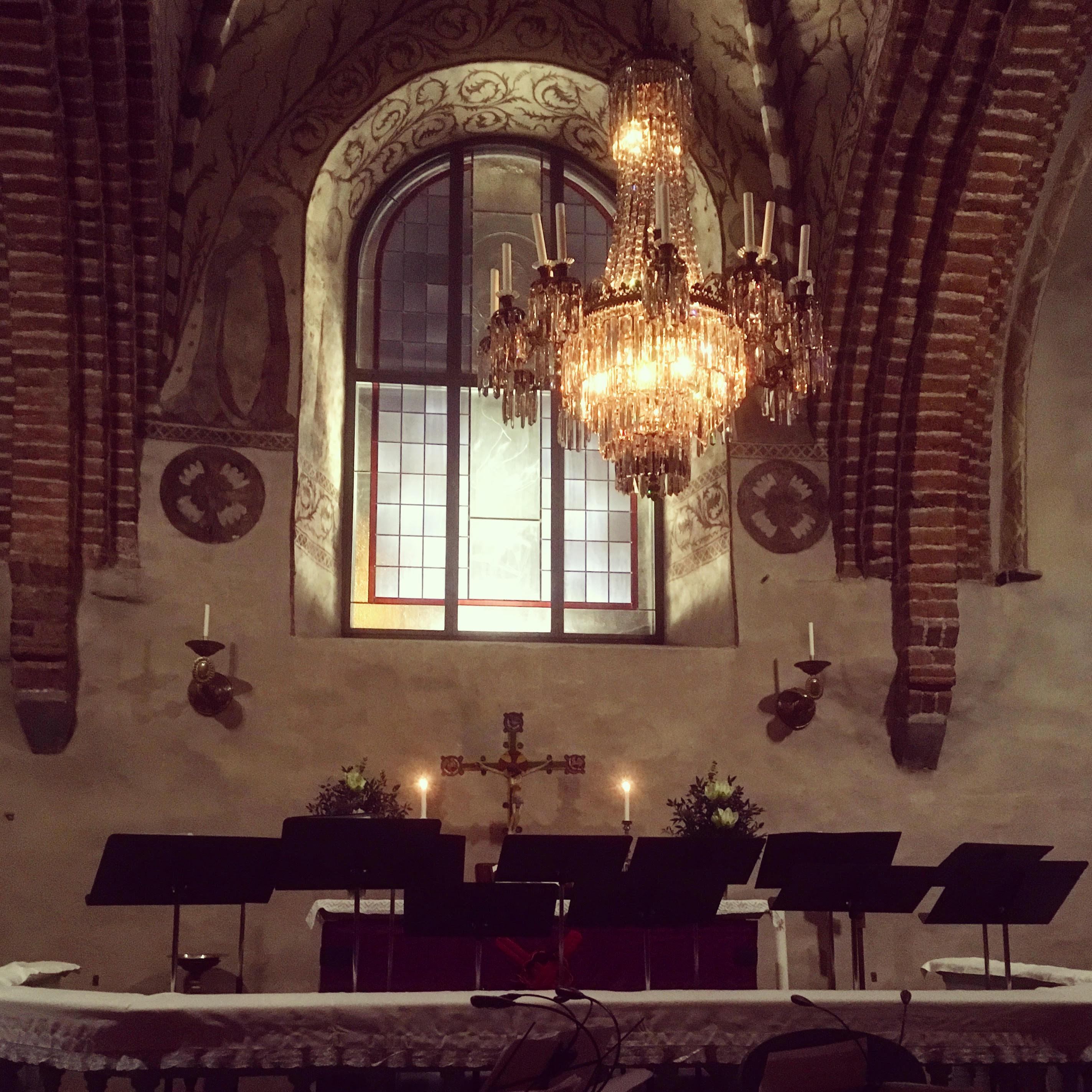 joulukonsertti-kirkossa