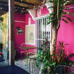 Vaaleanpunainen San Juan