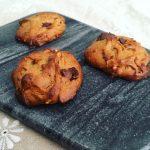 Neljän ainesosan jauhottomat pähkinävoi-suklaacookiet