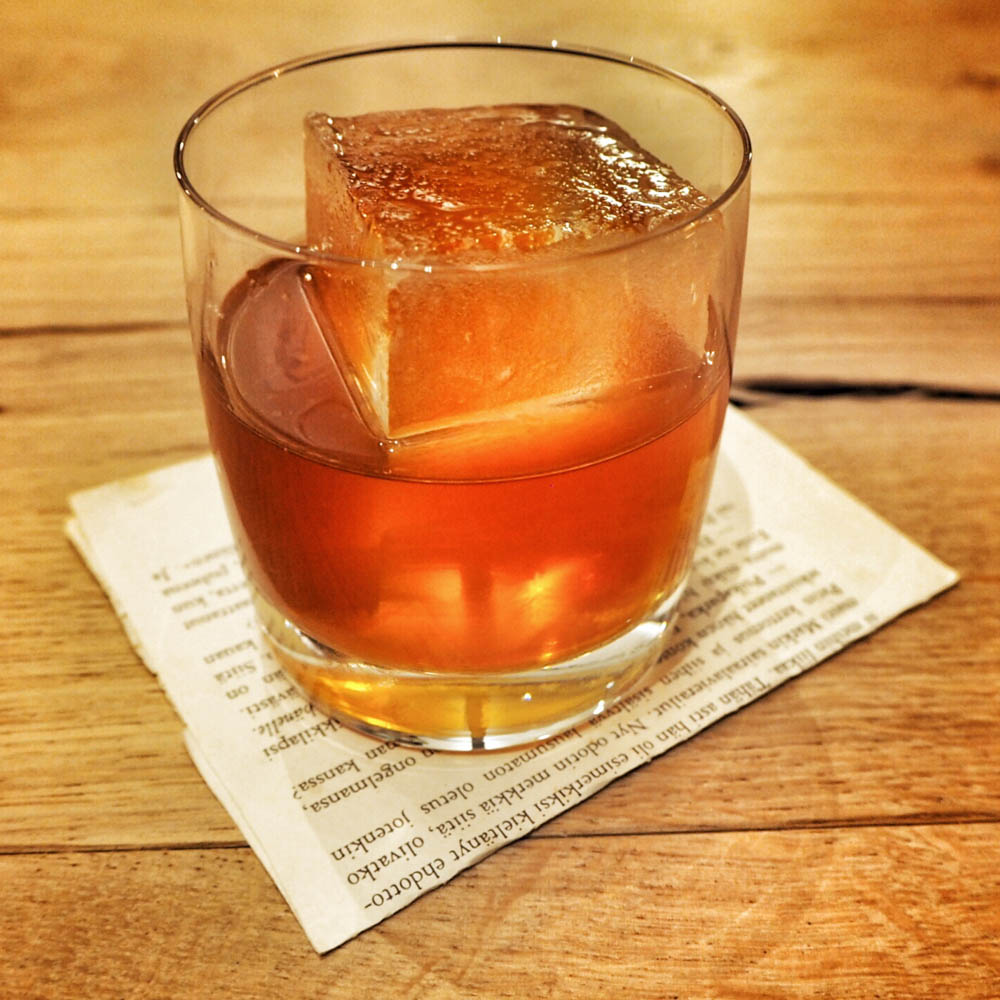 Chapterin Olive Negroni