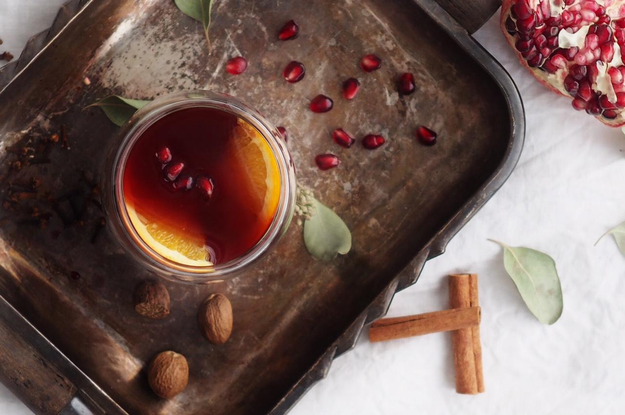 Vin chaud – lämmittävä kuuma viini