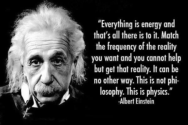 kaikki on energiaa