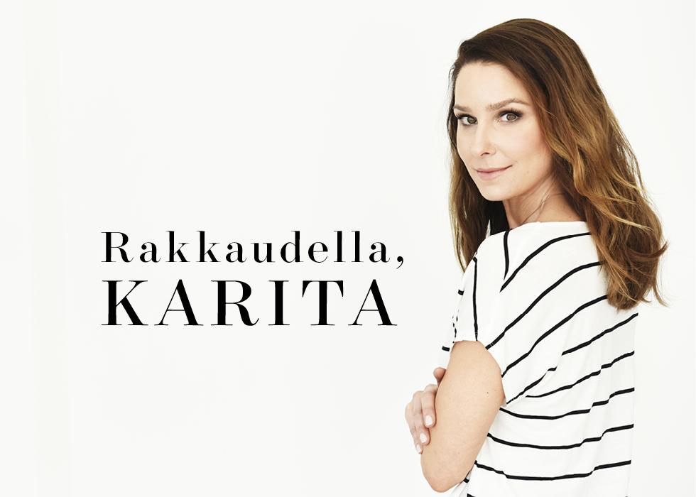Rakkaudella, Karita