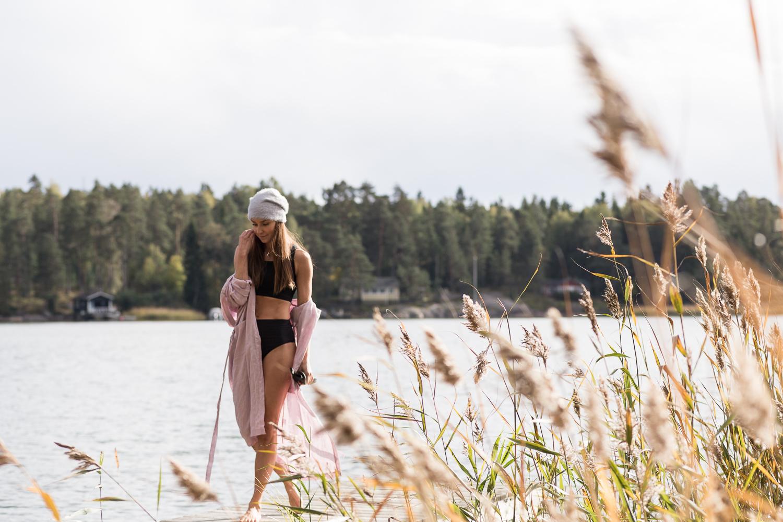 syysuimarin opas Karita Tykkä