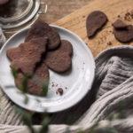 Suussa sulavat suklaapiparkakut (gluteeniton ja pähkinätön)