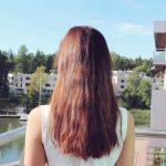 Projekti: pitkät hiukset