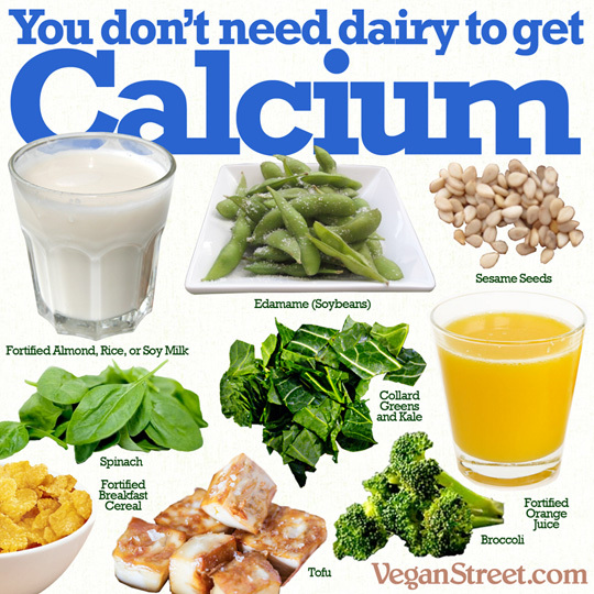 Calcium-Vegan-Street