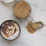 Monikäyttöinen granolajauhe pelastaa kiireisen päivän!
