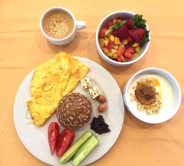 aamupala turkissa
