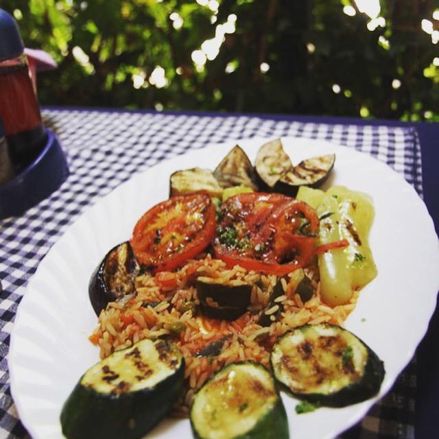 Terveellistä (kasvis)ruokaa Pulan kaupungissa