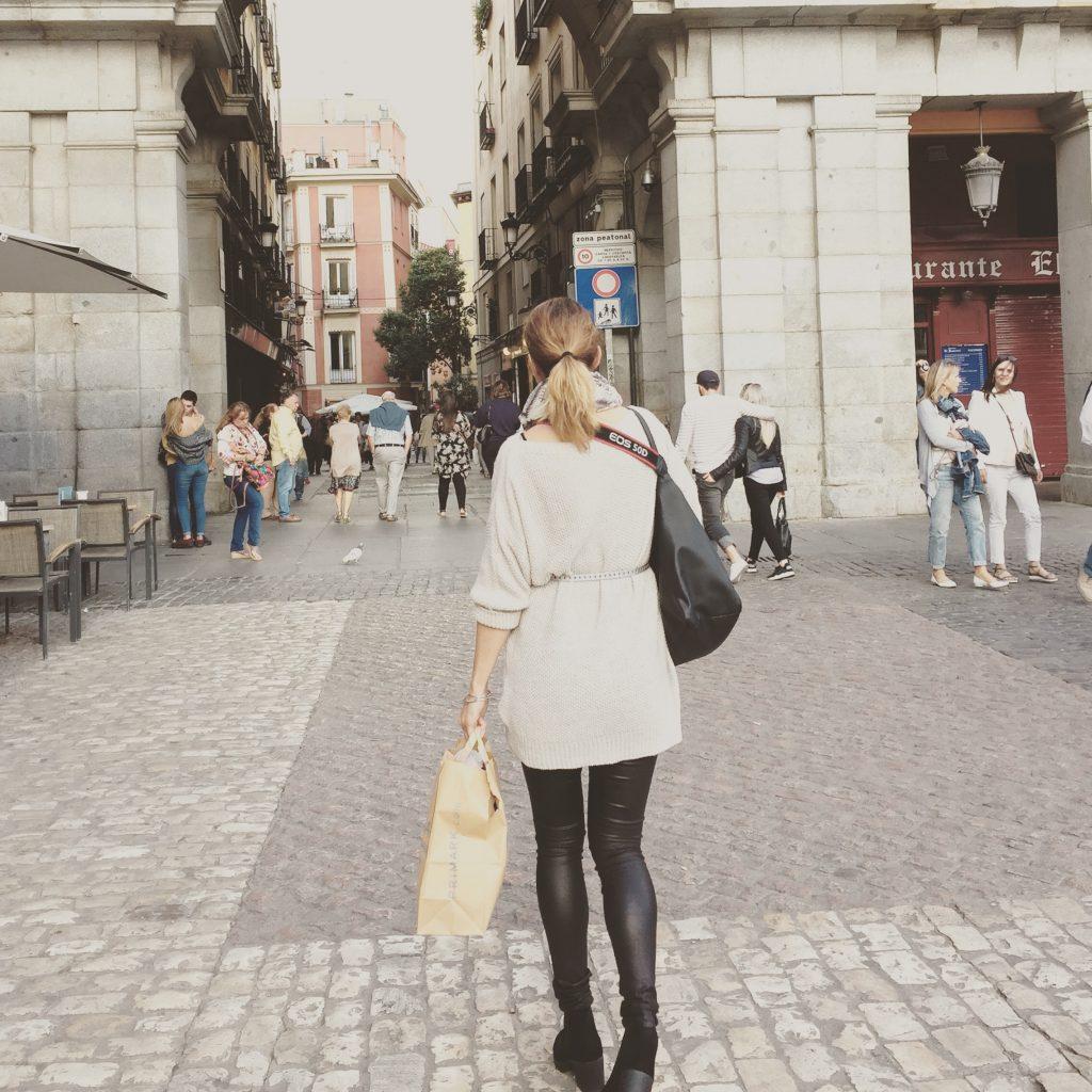 Tapaksia ja shoppailua Madridissa
