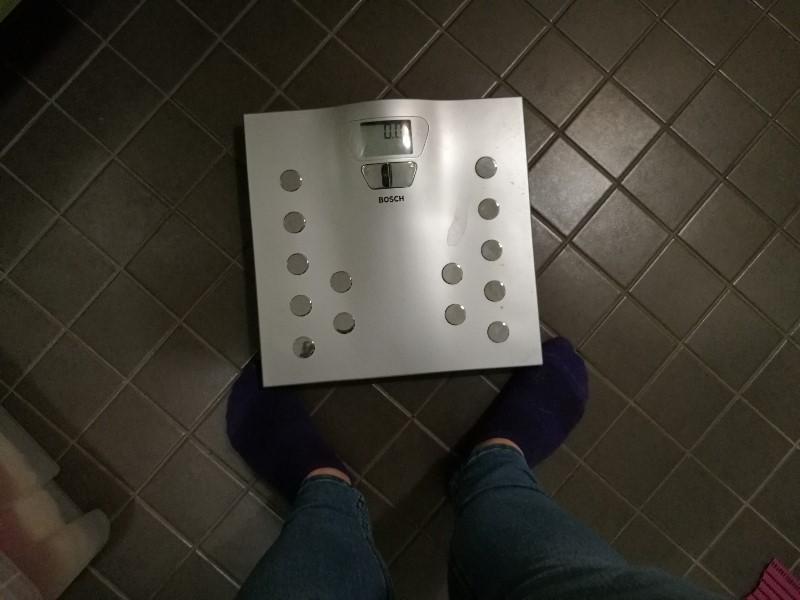 Mitä jos paino ei putoakaan?